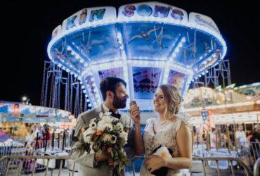 Svatba v New Jersey byla famózní