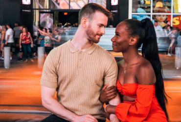 Nové předsvatební video Emily a Josepha z New Yorku