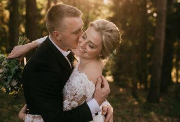 Česká svatba Míši a Tomáše na oblíbeném místě
