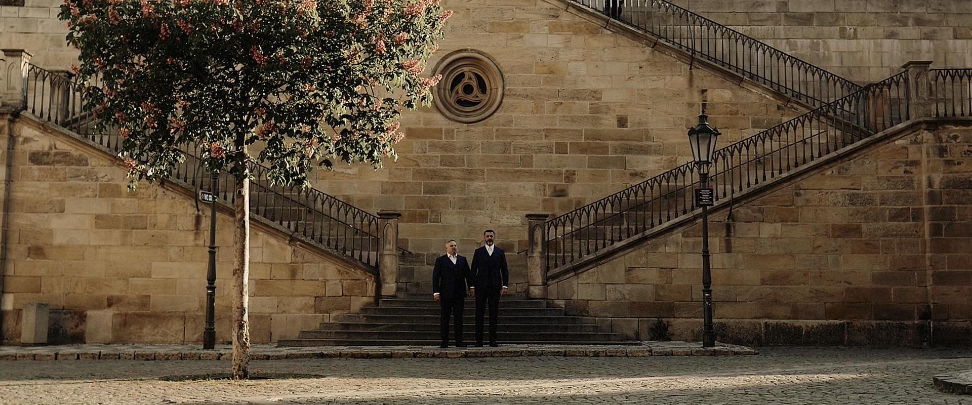 Engagement film of Libor & Peter in Prague