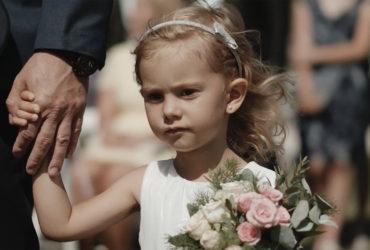 Emotivní svatba na ranči v Milovicích