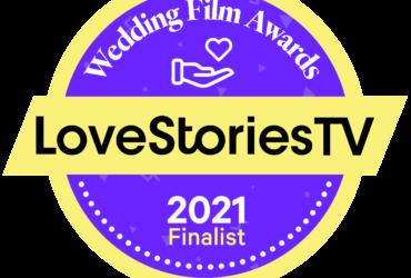 Finalist in world's wedding film AWARDS