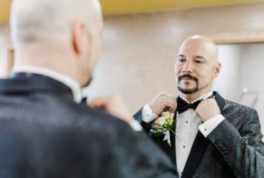 Svatba Bohuše Matuše přilákala desítky novinářů